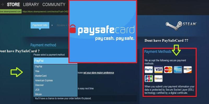 PaysafeCard İle Ödeme Yapılan Bahis Siteleri